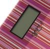 Весы SINBO SBS 4427, до 150кг, цвет: бордовая полоска вид 4