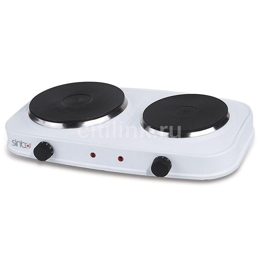 Электрическая плита SINBO SCO 5031,  эмаль,  белый