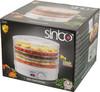 Сушилка для овощей и фруктов SINBO SFD 7401,  белый,  5 поддонов вид 8
