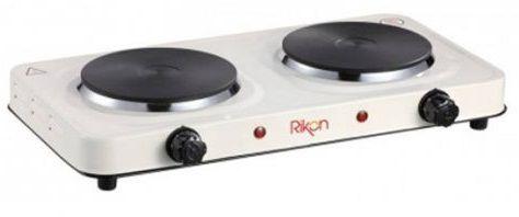 Электрическая плита RIKON Rkn 30,  эмаль,  белый