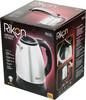 Чайник электрический RIKON RKN 35, 1800Вт, серебристый вид 10