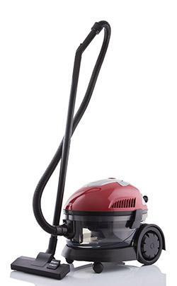 Моющий пылесос SINBO SVC 3466, 2000Вт, красный