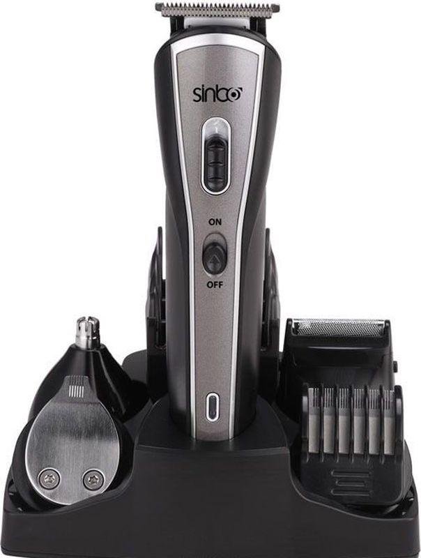 Триммер SINBO SHC 4352,  серебристый