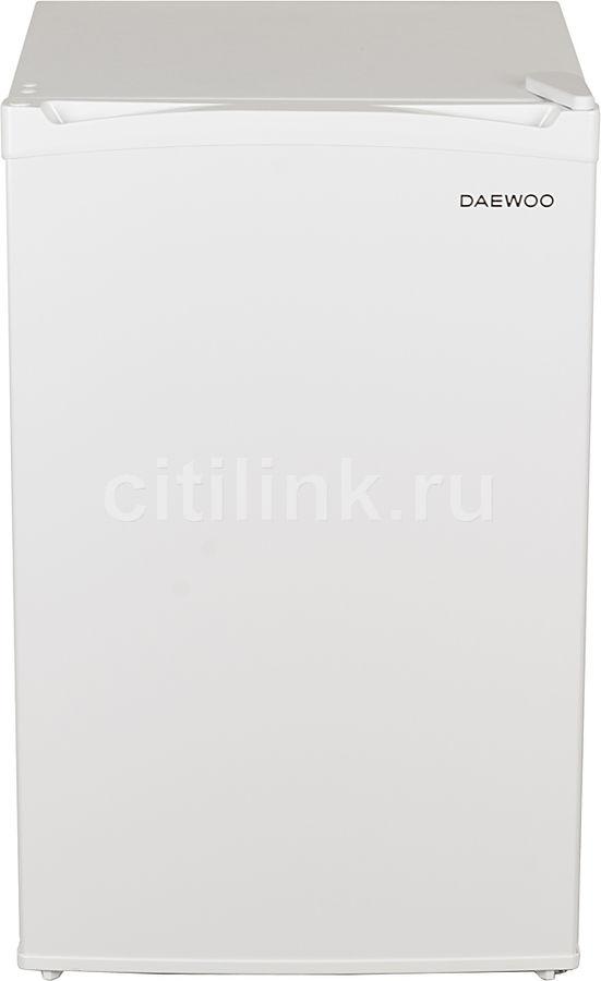 Холодильник DAEWOO FR-081AR,  однокамерный,  белый