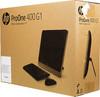 Моноблок HP ProOne 400 G1, Intel Pentium G3220T, 4Гб, 500Гб, Intel HD Graphics, DVD-RW, Windows 7 Professional, черный и серебристый [d5u16ea] вид 8