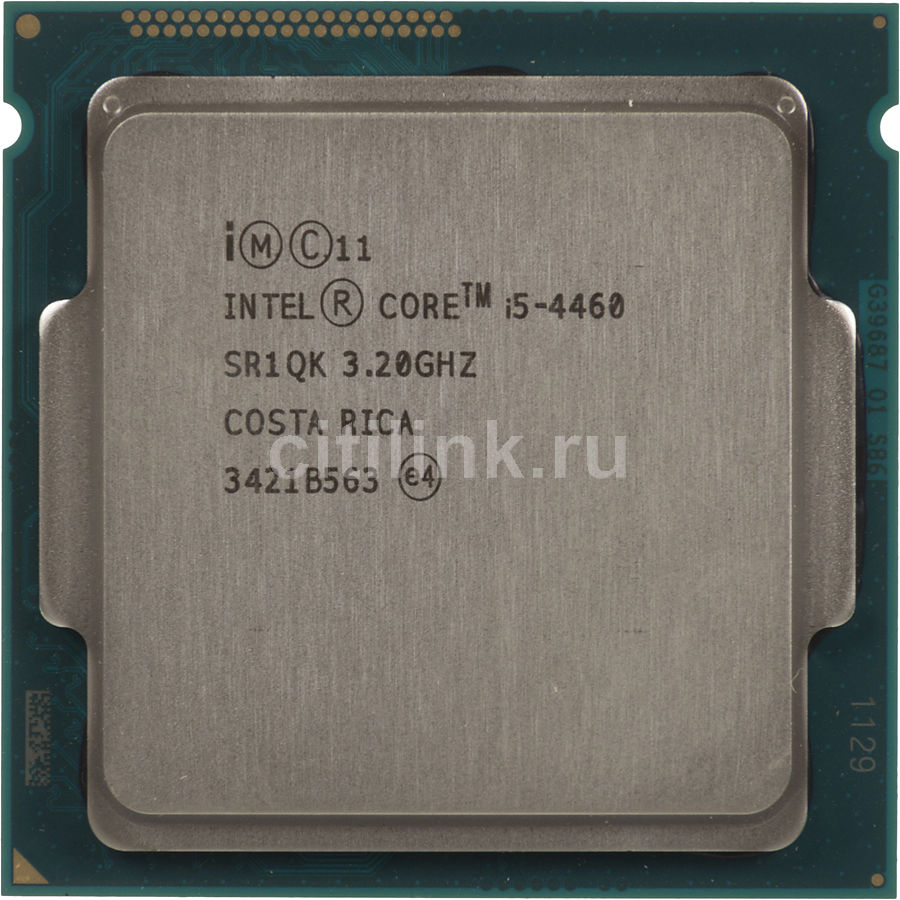 Процессор INTEL Core i5 4460, LGA 1150 OEM