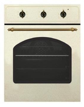 Духовой шкаф SIMFER B 4006 YERO,  бежевый