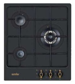 Варочная поверхность SIMFER H 4304 VGRL,  независимая,  черный