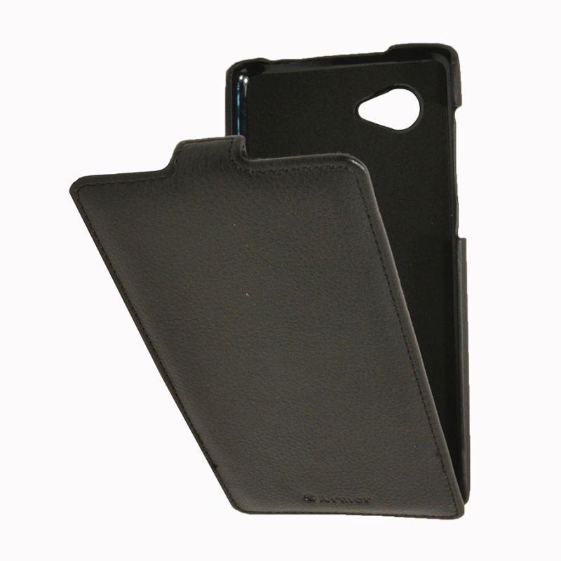 Чехол (флип-кейс) ARMOR-X flip full, для Lenovo A880, черный