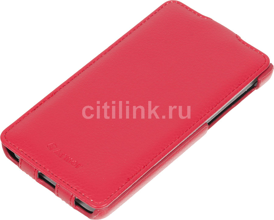 Чехол (флип-кейс) ARMOR-X flip full, для Lenovo S860, красный