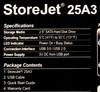 Внешний жесткий диск TRANSCEND StoreJet 25A3 TS2TSJ25A3K, 2Тб, черный вид 7