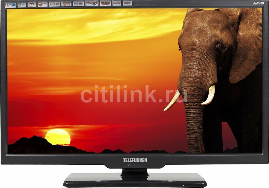 LED телевизор TELEFUNKEN TF-LED22S24T2