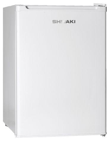 Холодильник SHIVAKI SHRF-72CH,  однокамерный,  белый