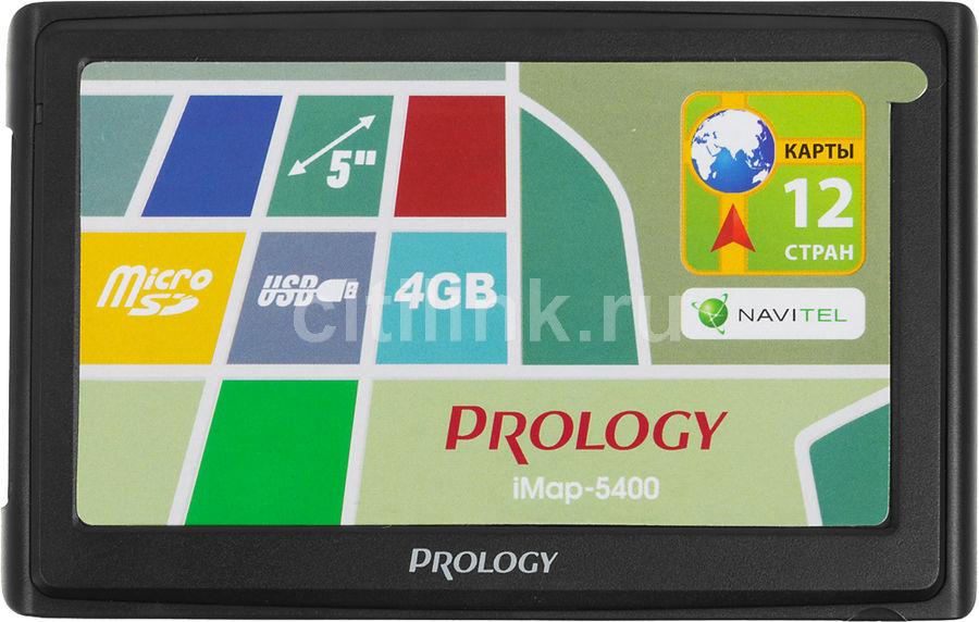 GPS навигатор PROLOGY iMAP-5400,  5