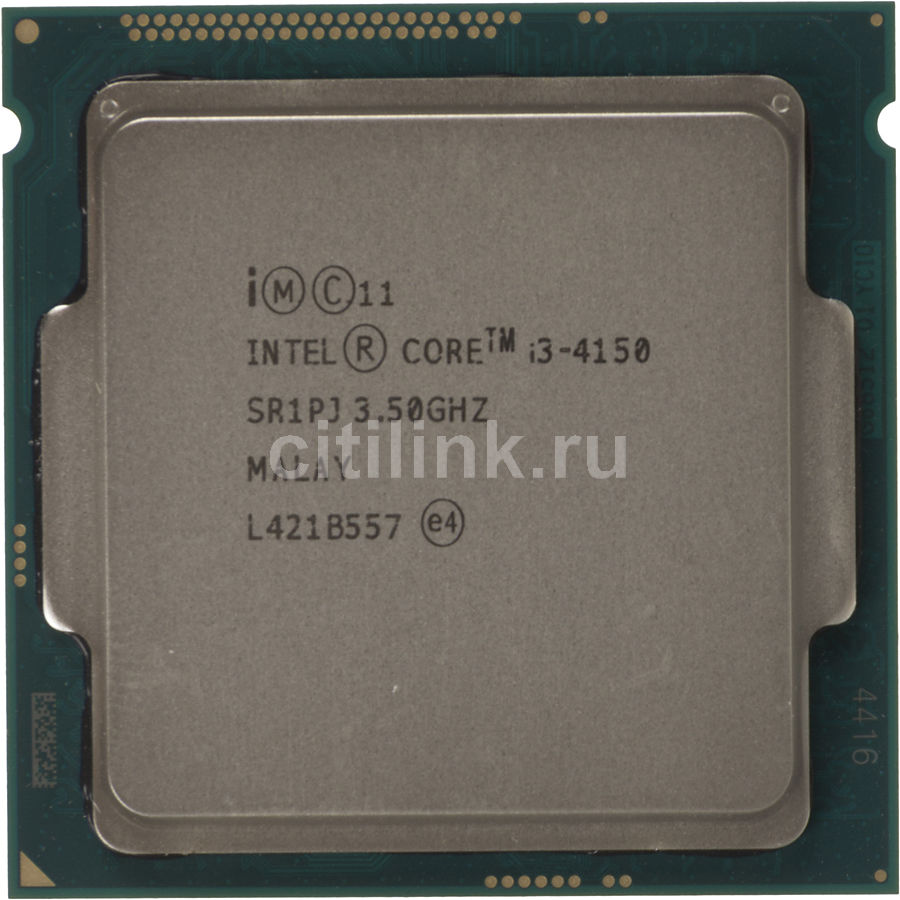 Процессор INTEL Core i3 4150, LGA 1150 OEM