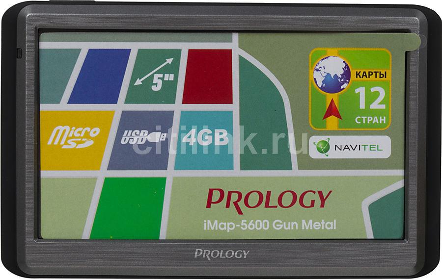 Навигатор Автомобильный GPS Prology iMAP-5600 5