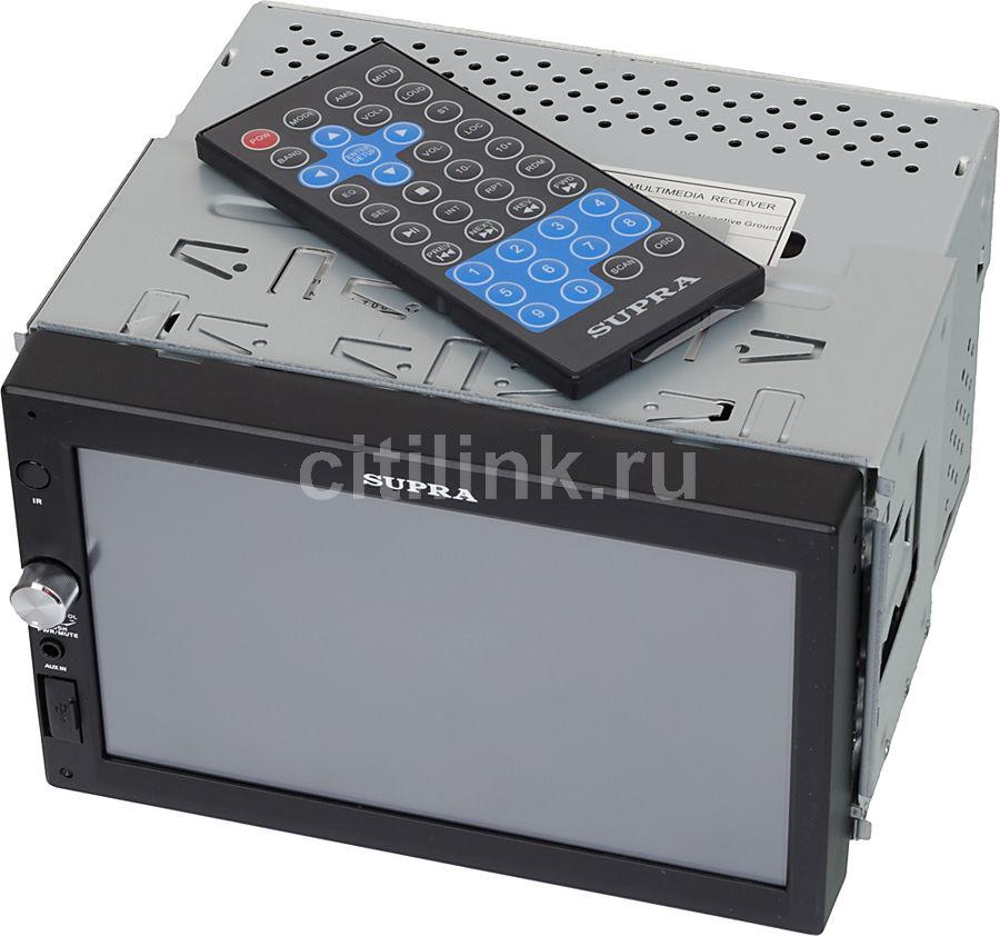 Автомагнитола SUPRA STM-70,  USB,  microSD
