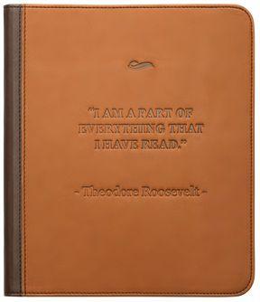 Обложка POCKETBOOK PBPUC-840-BR, коричневый