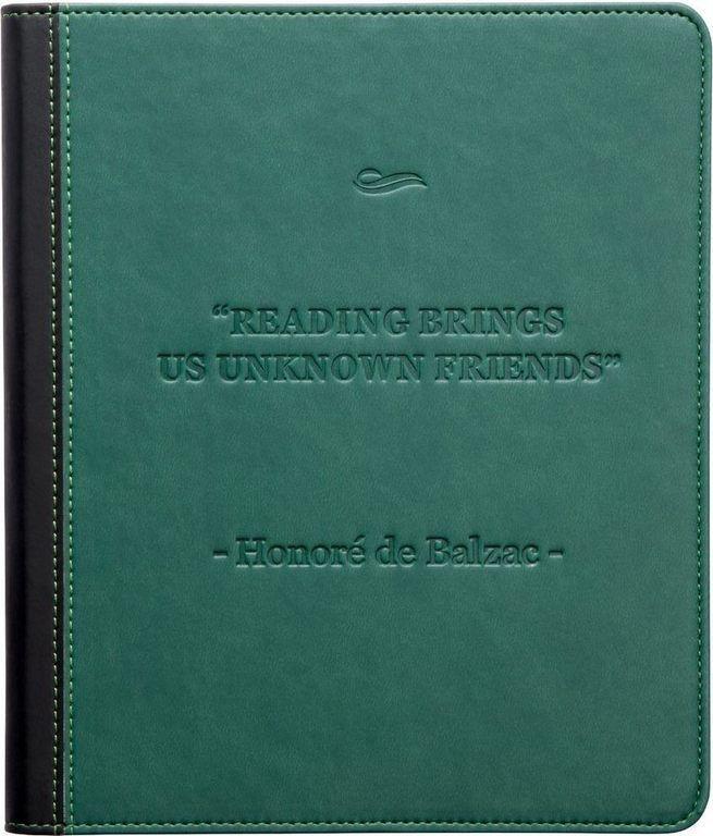 Обложка POCKETBOOK PBPUC-840-GR, зеленый