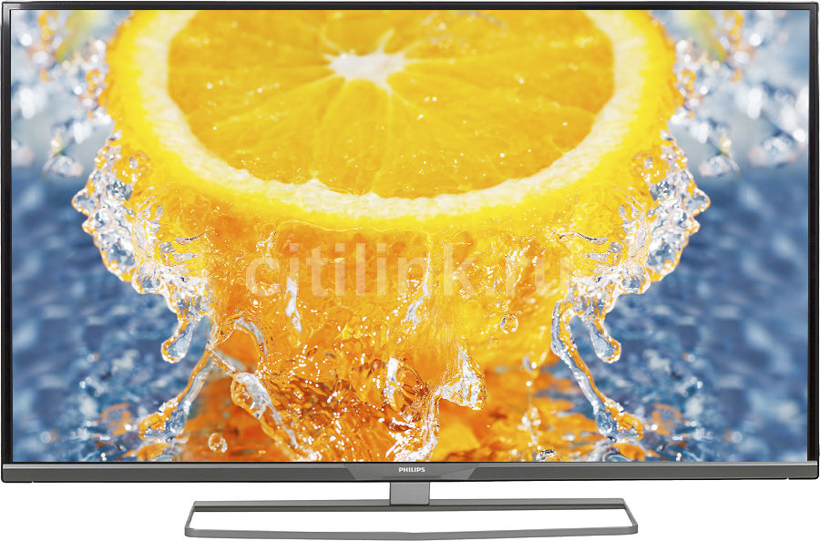 "LED телевизор PHILIPS 42PFT6309/60  ""R"", 42"", 3D,  FULL HD (1080p),  серебристый"
