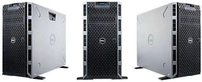 Сервер Dell PE T420 2xE5-2450v2/4x8Gb 1RLVRD 1.6/ x8 NL SAS 2x1Tb 7.2K 3.5