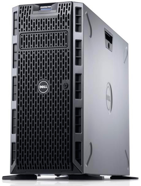 Сервер Dell PowerEdge T620 2xE5-2650 v2 2x16Gb LV RD 2x600Gb 15K 3.5