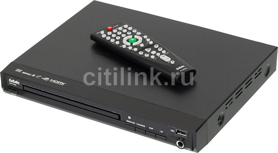DVD-плеер BBK DVP773HD,  черный