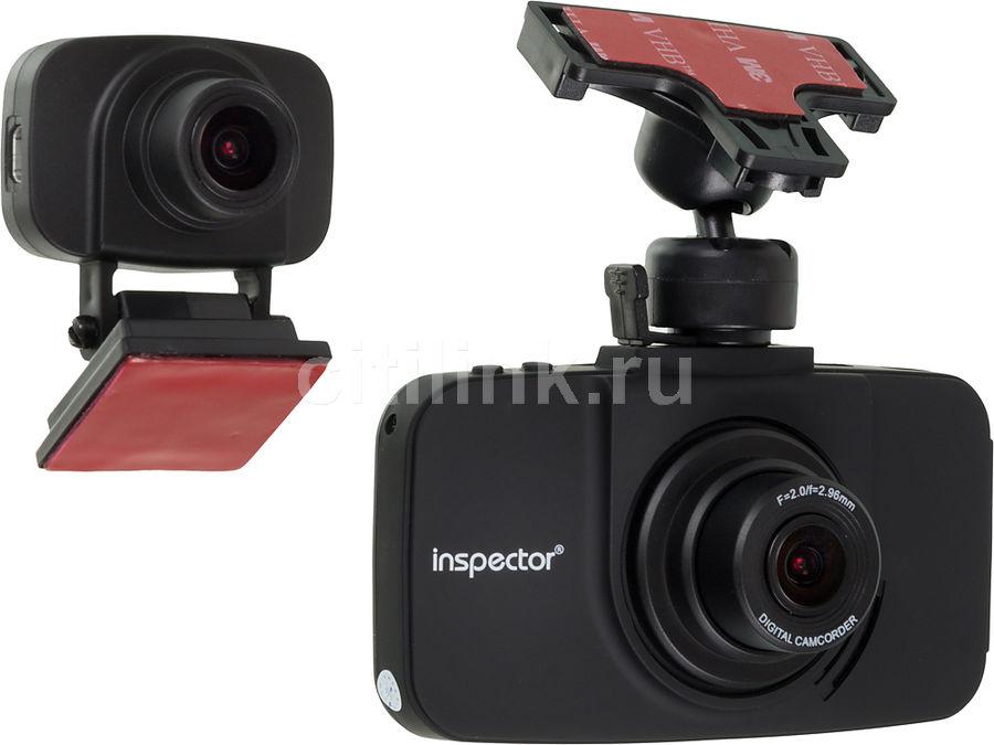 Видеорегистратор INSPECTOR FHD A770 черный