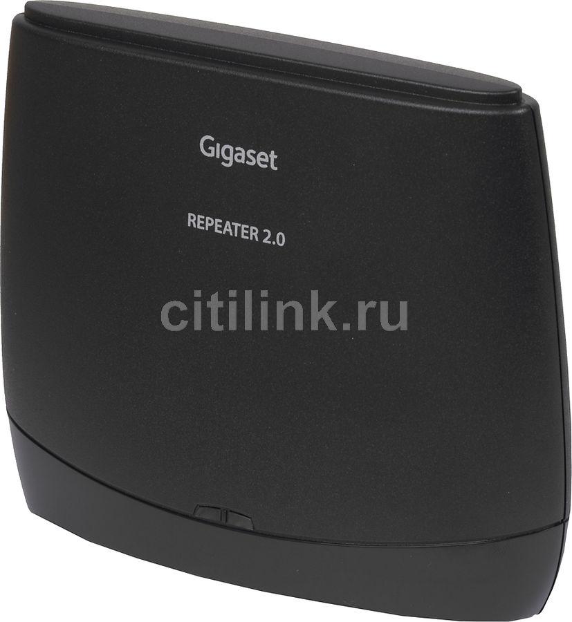 Радиотелефон GIGASET Repeater 2.0,  черный [g repeater]