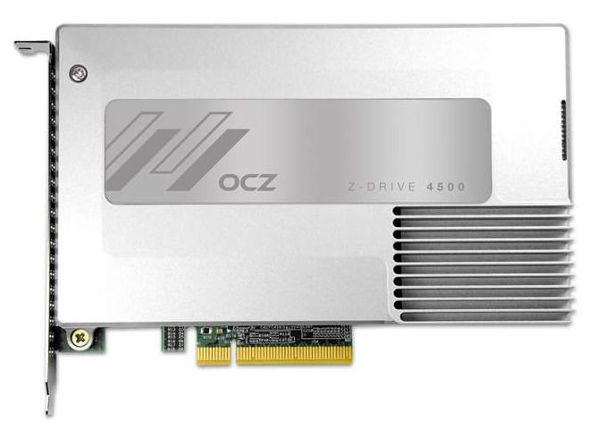 Накопитель SSD OCZ Z-drive 4500 ZD4RPFC8MT320-3200 3.1Тб, PCI-E AIC (add-in-card), PCI-E x8