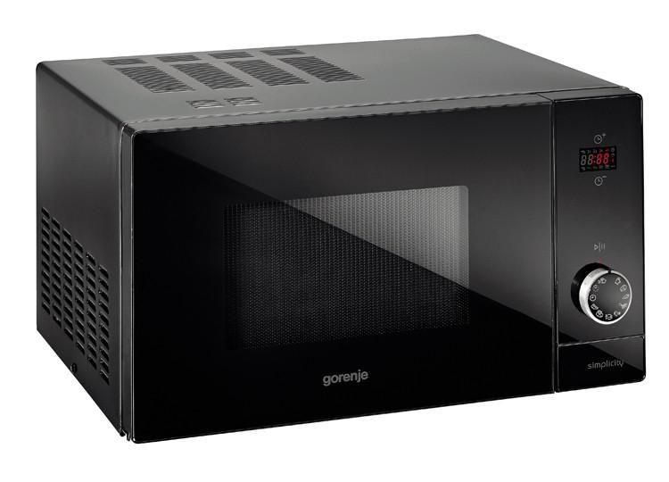 Микроволновая печь GORENJE MO6240SY2B, черный