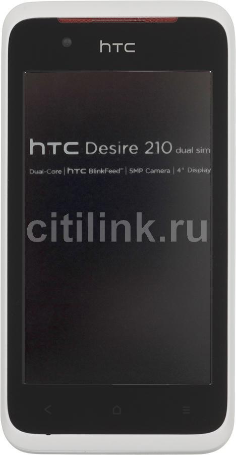 Смартфон HTC Desire 210 Dual Sim белый