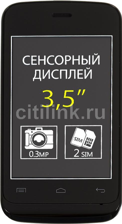 Мобильный телефон EXPLAY Space черный