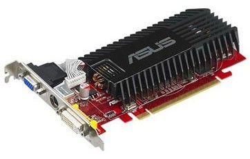 Видеокарта ASUS Radeon HD 3450,  256Мб, DDR2, Ret [eah3450 htp/512]