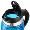 Чайник электрический STARWIND SKG2216, 2200Вт, синий и черный вид 2