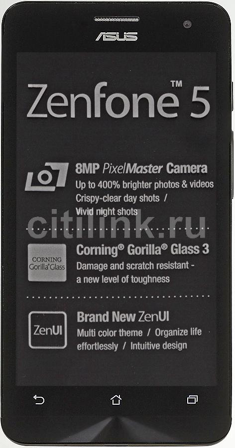 Смартфон ASUS Zenfone 5 A501CG  16Gb, черный