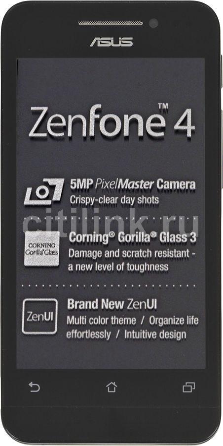 Смартфон ASUS Zenfone 4 A400CG  черный