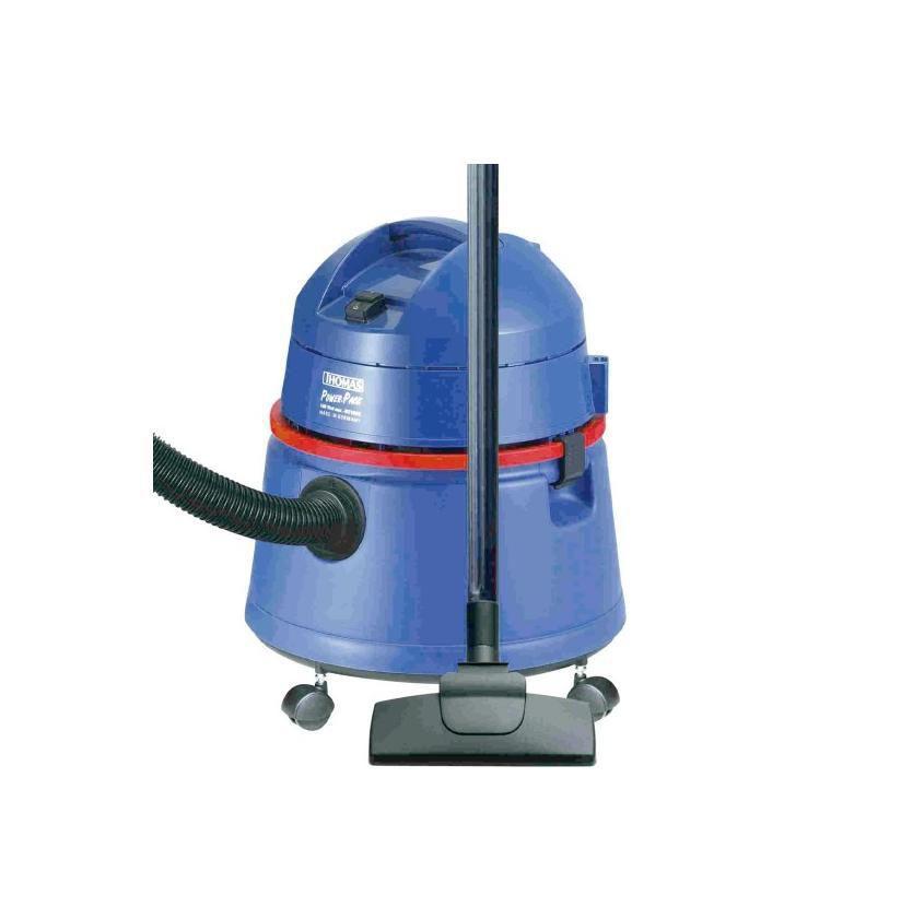 Пылесос THOMAS Power Pack 1620 C, 1600Вт, фиолетовый/синий