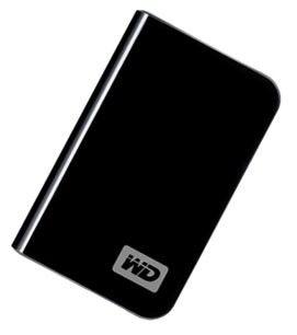Внешний жесткий диск WD My Passport Essential WDME1600, 160Гб, черный [wdme1600te]