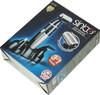 Электробритва SINBO SHC 4355,  черный и бежевый вид 14