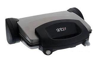 Электрогриль SINBO SSM 2518,  серебристый