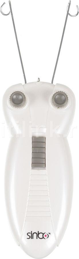 Эпилятор SINBO SEL 6020 белый