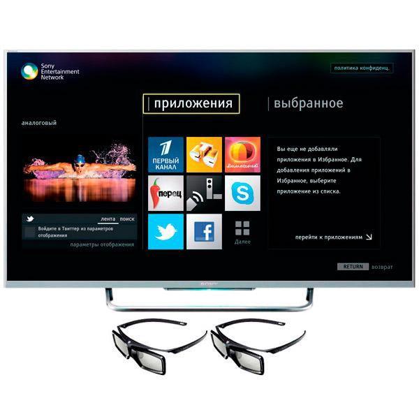 LED телевизор SONY BRAVIA KDL-50W817B  50