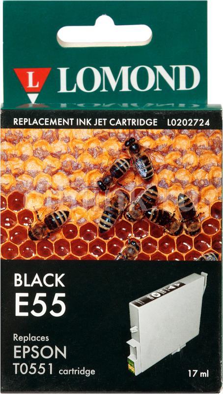 Картридж LOMOND T0551 черный [l0202724]
