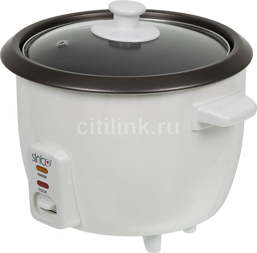Рисоварка SINBO SCO-5019,  400Вт,   белый [sco 5019]