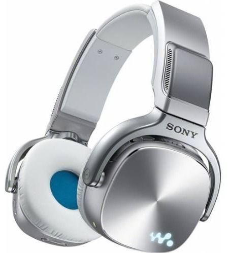 MP3 плеер SONY NWZWH505S.EE flash 16Гб серебристый