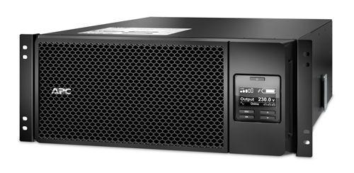 Источник бесперебойного питания APC Smart-UPS SRT SRT6KRMXLI,  6000ВA