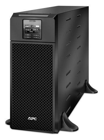 Источник бесперебойного питания APC Smart-UPS SRT SRT6KXLI,  6000ВA