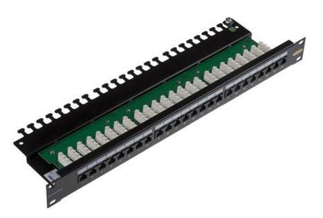 Патч-панель Brand-Rex 110 style (C6CPNLU24012M) 19