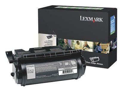 Картридж LEXMARK 0064416XE черный